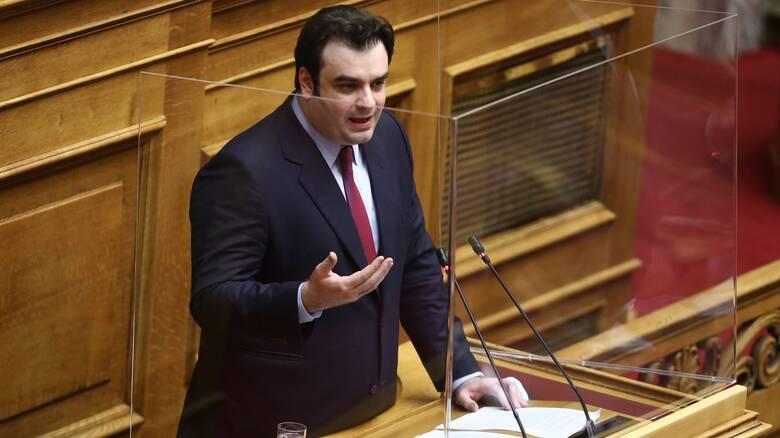 Πιερρακάκης: Η πρόκληση του Ταμείου Ανάκαμψης για την Ελλάδα είναι πολύ μεγάλη