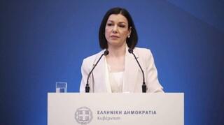 Πελώνη στο CNN Greece: Μεμονωμένα τα φαινόμενα παρατυπιών στους εμβολιασμούς - Όλα διερευντώνται