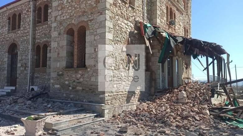 Το CNN Greece στην Ελασσόνα: Τις πληγές τους μετρούν οι σεισμόπληκτοι