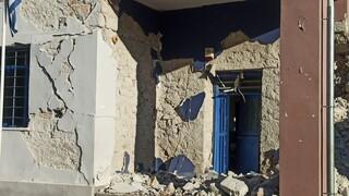 Σεισμός Ελασσόνα: Προχωρούν οι έλεγχοι σε δημόσια κτήρια και σπίτια στο Δήμο Λαρισαίων