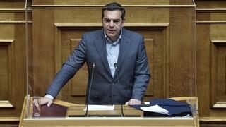 Τσίπρας: Αλλάξτε μοντέλο διαχείρισης της πανδημίας - Γεωργιάδης: Δεν είπατε λέξη για τον Κουφοντίνα