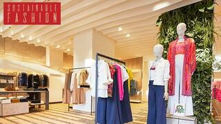 Ένα υψηλής βιωσιμότητας κατάστημα ρούχων εγκαινιάζει τη νέα εποχή του shopping