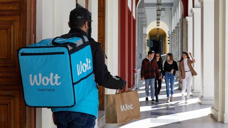 Wolt : Ξεκινάει τη λειτουργία της εφαρμογής στην Πάτρα