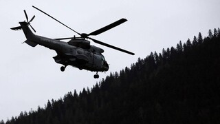 Συντριβή στρατιωτικού ελικοπτέρου στην Τουρκία με εννέα νεκρούς