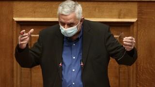 «Λογοδότησε» ο Δρίτσας στη Βουλή - Άγρια κόντρα με Γεωργιάδη