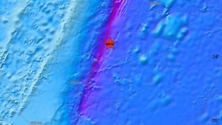 Νέος ισχυρός σεισμός 7,2 Ρίχτερ στη Νέα Ζηλανδία