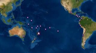 Προειδοποίηση για τσουνάμι σε όλον τον Ειρηνικό μετά τον ισχυρό σεισμό στη Νέα Ζηλανδία