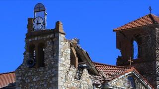 Σεισμός Ελασσόνα: Σε κατάσταση έκτακτης ανάγκης Τύρναβος, Ποταμιά και Φαρκαδόνα