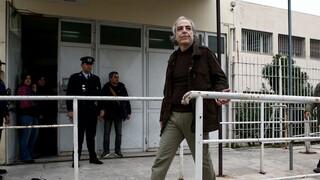 Δημήτρης Κουφοντίνας: Με οξεία νεφρική ανεπάρκεια – Τι λέει η ανακοίνωση του νοσοκομείου Λαμίας