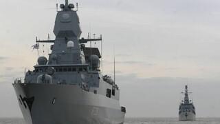 Λιβύη: Στη Μεσόγειο το πολεμικό πλοίο «Βερολίνο» για τον έλεγχο της τήρησης του εμπάργκο όπλων