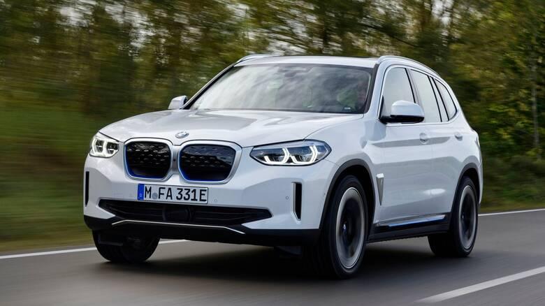 H iX3 είναι το πρώτο ηλεκτρικό SUV της BMW και διαθέτει high tech τεχνολογία πρόωσης