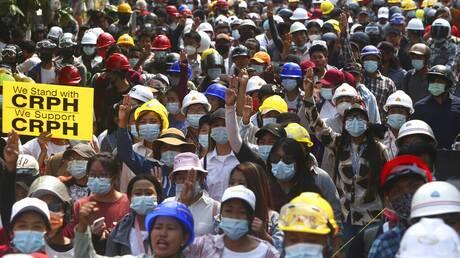 Μιανμάρ: Στους δρόμους ξανά οι διαδηλωτές, «αδιέξοδο» στο ΣΑ του ΟΗΕ