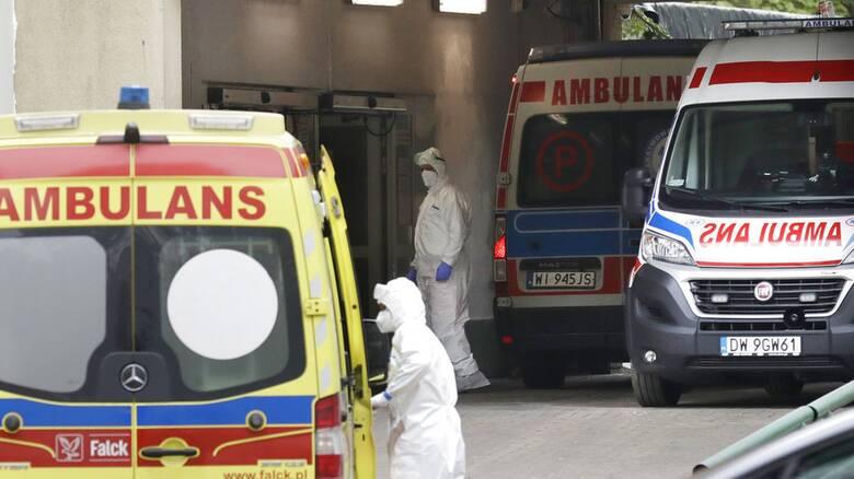 Κορωνοϊός - Σλοβακία: Ασθενείς διακομίζονται για νοσηλεία σε Πολωνία και Γερμανία