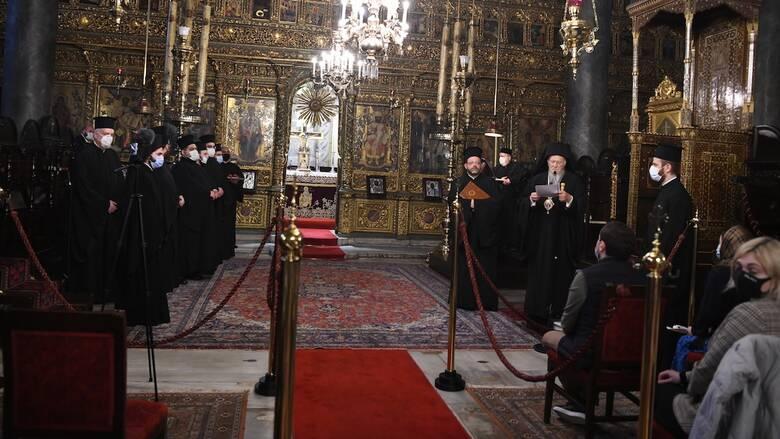 Οικουμενικός Πατριάρχης: Το αυτοκέφαλο ήταν πράξη ευθύνης απέναντι στους Ουκρανούς αδελφούς μας