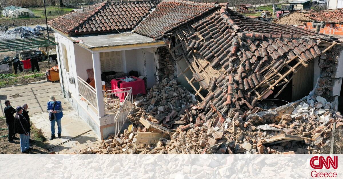 Σεισμός Ελασσόνα: Πέθανε ο ηλικιωμένος που είχε απεγκλωβιστεί στο Μεσοχώρι