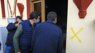 Σεισμός στην Ελασσόνα: Το βίντεο που ανέβασε ο Αλέξης Τσίπρας από το κατεστραμμένο Δαμάσι