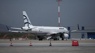 Παράταση στους περιορισμούς στις πτήσεις εσωτερικού και εξωτερικού
