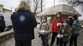 Σεισμός Ελασσόνα: Οι Γιατροί του Κόσμου στους σεισμόπληκτους της Θεσσαλίας