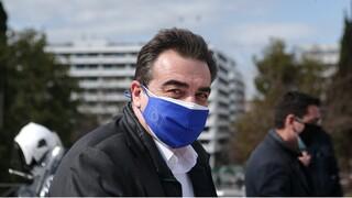 Μαργαρίτης Σχοινάς: Τις αμέσως επόμενες ημέρες το πλαίσιο για τα πιστοποιητικά εμβολιασμών
