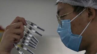 Κορωνοϊός - Κίνα: Δημιουργεί σταθμούς εμβολιασμού των πολιτών της στο εξωτερικό