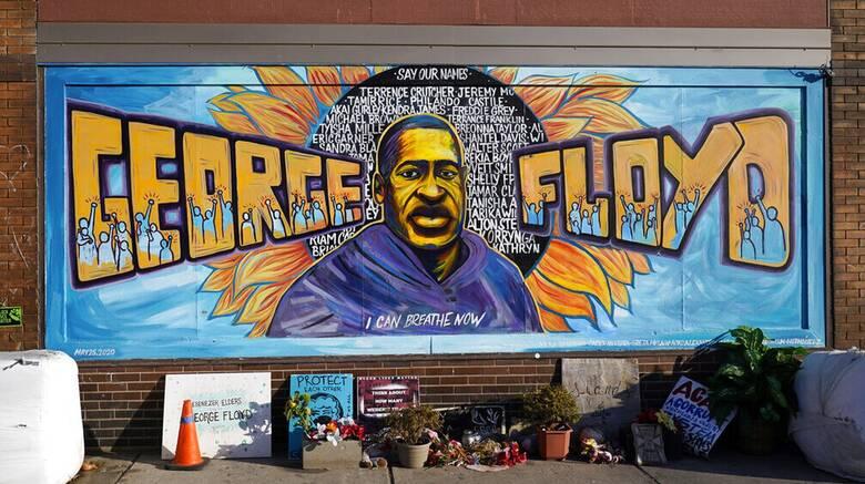 ΗΠΑ: Αρχίζει η δίκη για το θάνατο του Τζορτζ Φλόιντ