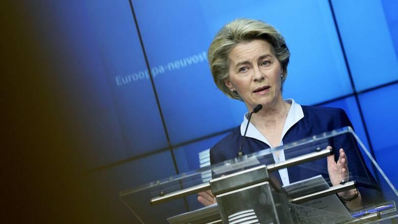 Πρόεδρος Κομισιόν: Περισσότερα εμβόλια στην Ε.Ε. από τον Απρίλιο