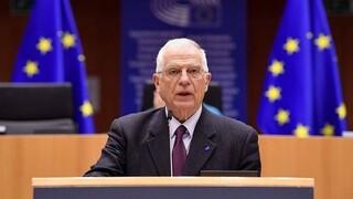 Μπορέλ: Το Κυπριακό έχει σημασία και για τις ευρύτερες σχέσεις μεταξύ Τουρκίας και ΕΕ
