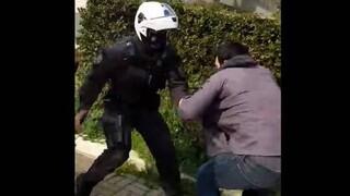 Πρόεδρος ΔΣΑ σε Χρυσοχοϊδη για τη βία στη Νέα Σμύρνη: «Να αποδοθούν ευθύνες»