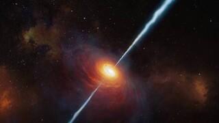 Ανακαλύφθηκε το πιο φωτεινό αντικείμενο στο σύμπαν - Τροφοδοτείται από μαύρες τρύπες