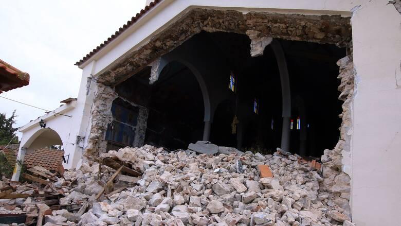 Σεισμός Ελασσόνα: Δύσκολες ώρες για τους σεισμοπαθείς - Πάνω από 1.300 σπίτια είναι μη κατοικήσιμα