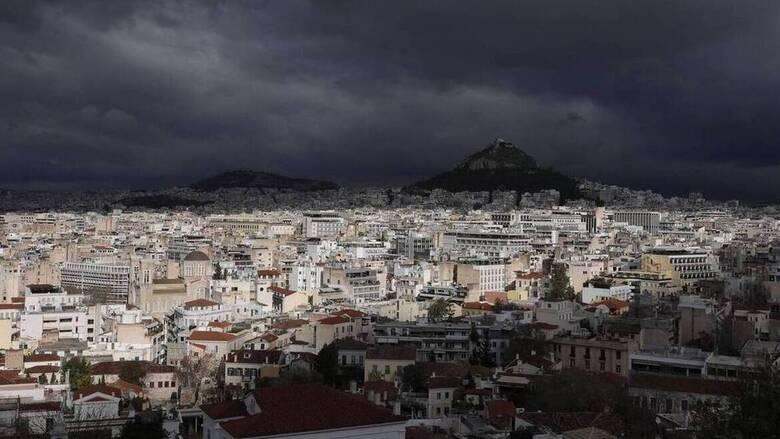 Καιρός: Τοπικές βροχές και μεταφορά αφρικανικής σκόνης