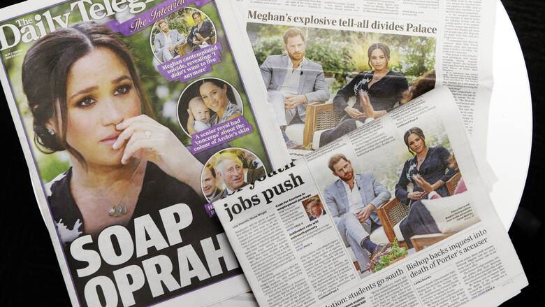 Συνέντευξη Χάρι-Μέγκαν: Υπό πίεση το Παλάτι για απαντήσεις στις αποκαλύψεις - Οι πρώτες αντιδράσεις