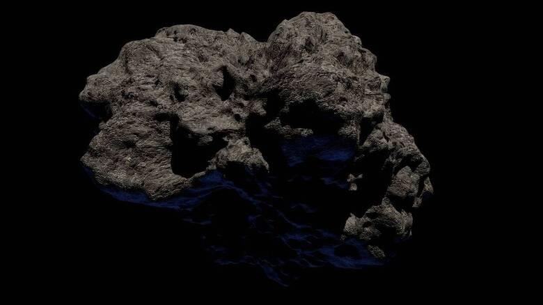 Ανακαλύφθηκε το αρχαιότερο ηφαιστειακό πέτρωμα σε μετεωρίτη ηλικίας 4,6 δισ. ετών