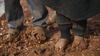 Συρία: Δέκα χρόνια πολέμου στέρησαν στα παιδιά κάθε ελπίδα για το μέλλον στη χώρα τους