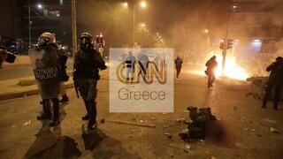ΣΥΡΙΖΑ: Καταδίκη των επεισοδίων και της επίθεσης κατά του αστυνομικού στη Νέα Σμύρνη