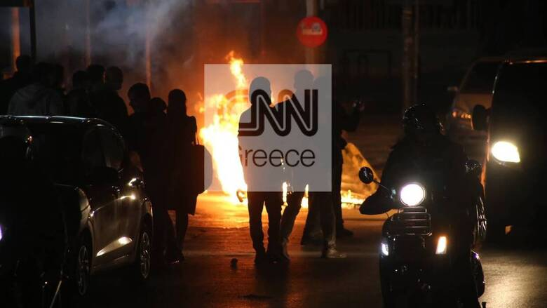 ΣΥΡΙΖΑ: Η στρατηγική της έντασης του κ. Μητσοτάκη ανακυκλώνει τη βία
