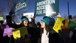 Το Άρκανσο επιβάλλει σχεδόν απόλυτη απαγόρευση της άμβλωσης