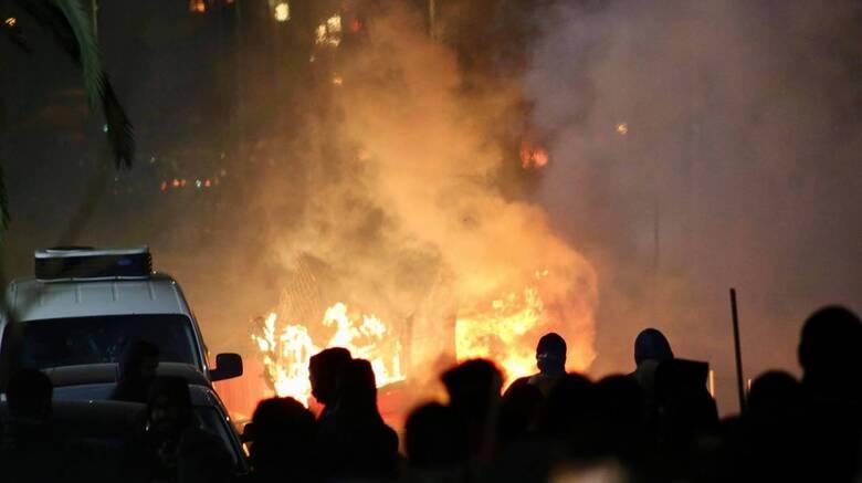Πεδίο μάχης η Νέα Σμύρνη: Οι χούλιγκαν και η μαρτυρία του τραυματία αστυνομικού