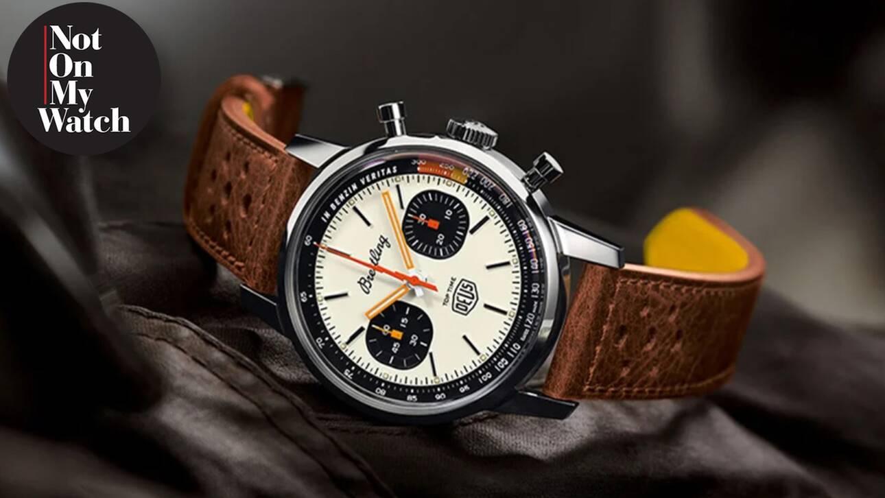 Top Time Deus Limited Edition: Ένα ρολόι που θα λατρέψουν οι λάτρεις των μηχανών και του surfing
