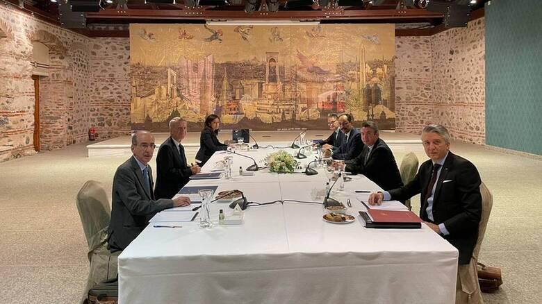 Διερευνητικές επαφές - ΥΠΕΞ : Στις 16 Μαρτίου στην Αθήνα η νέα συνάντηση Ελλάδας - Τουρκίας