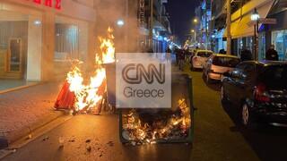 Νίκαια: Επεισόδια και δακρυγόνα μετά τη συγκέντρωση κατά της αστυνομικής βίας