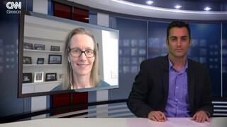 Μάριαν Κούπερ στο CNN Greece για τις γυναίκες σε ηγετικές θέσεις και το #MeToo