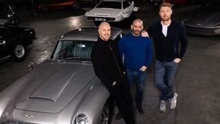 Στη νέα σεζόν του Top Gear οι παρουσιαστές οδηγούν αυτοκίνητα του Τζέιμς Μποντ