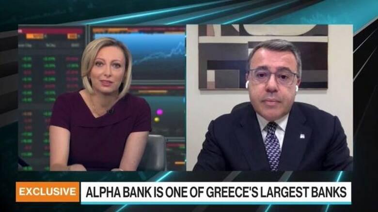 Βασίλης Ψάλτης στο Bloomberg: Θα μειώσουμε δραστικά τα μη εξυπηρετούμενα δάνεια