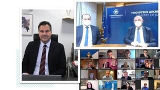 Συνεπιμέλεια: Ενημέρωση στελεχών της ΝΔ για τη μεταρρύθμιση του Οικογενειακού Δικαίου