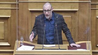 Κλέων Γρηγοριάδης: Ακραίοι χαρακτηρισμοί για κυβέρνηση και αστυνομικούς από το βήμα της Βουλής