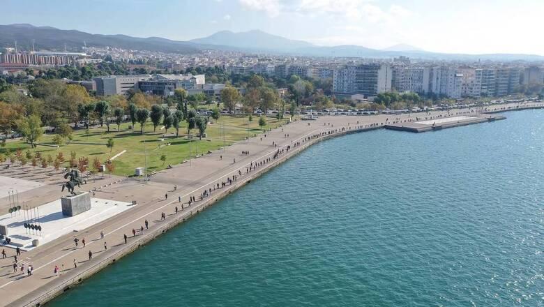 Θεσσαλονίκη: «Έκρηξη» του ιικού φορτίου στα επίπεδα Νοεμβρίου δείχνουν τα λύματα