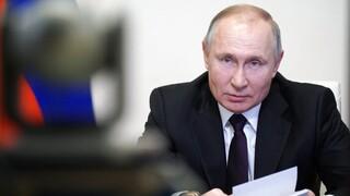Πούτιν: Το 2020 ήταν η πιο δύσκολη χρονιά για την οικονομία από το Β' Παγκόσμιο Πόλεμο