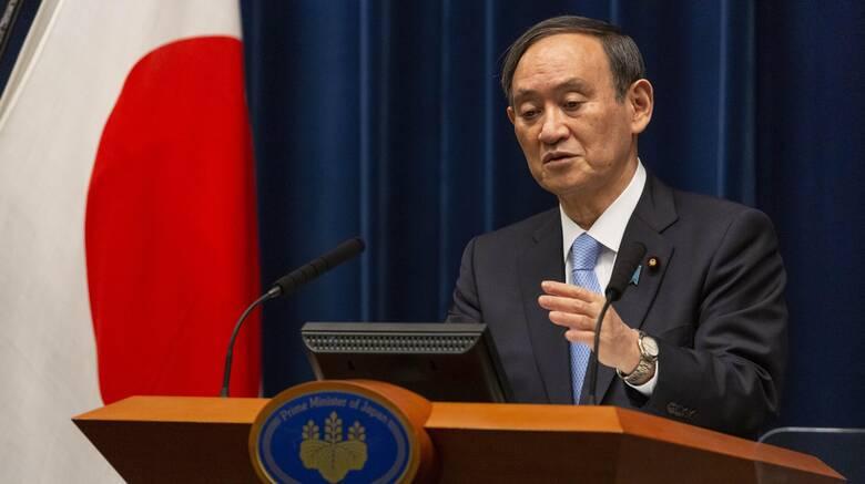 Συνάντηση του Ιάπωνα πρωθυπουργού Σούγκα με τον Μπάιντεν τον Απρίλιο