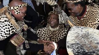 Πέθανε ο βασιλιάς των Ζουλού Goodwill Zwelithini - Μία ζωή μέσα στη χλιδή